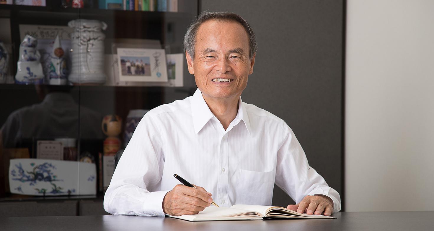 イメージ:代表取締役社長 曽我部 克俊